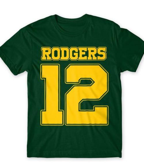 Rodgers Póló - Ha American Football rajongó ezeket a pólókat tuti imádni fogod!