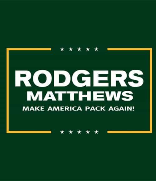Rodger Matthews Póló - Ha American Football rajongó ezeket a pólókat tuti imádni fogod!