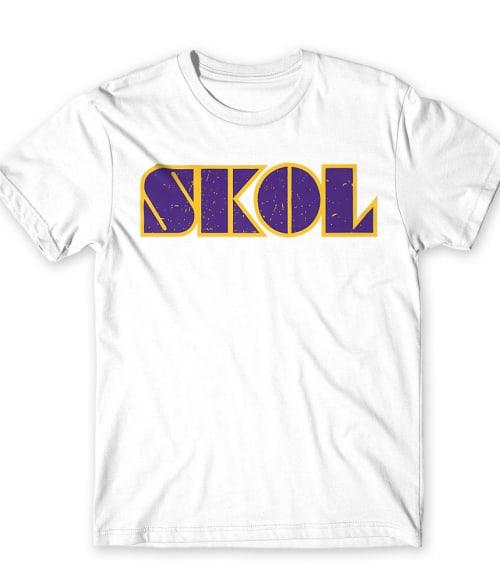 Skol Póló - Ha American Football rajongó ezeket a pólókat tuti imádni fogod!