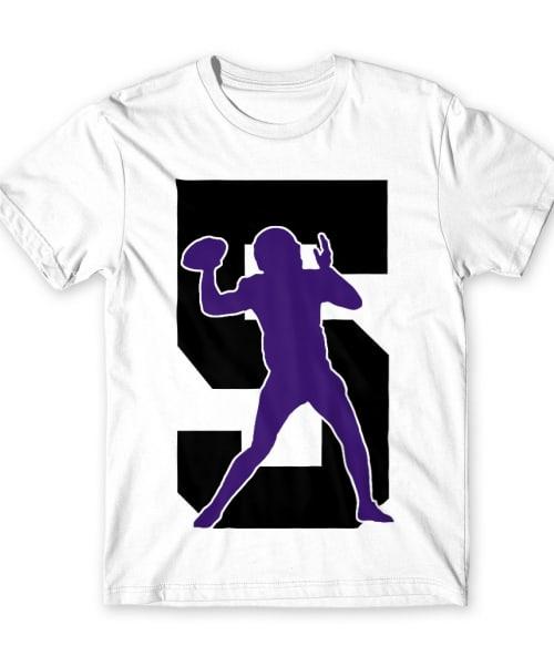 Viking Teddy Póló - Ha American Football rajongó ezeket a pólókat tuti imádni fogod!