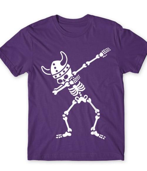 Viking dab Póló - Ha American Football rajongó ezeket a pólókat tuti imádni fogod!