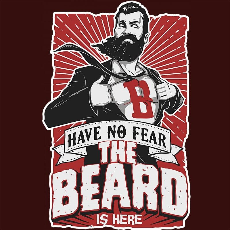 The beard is here Póló - Ha Beard rajongó ezeket a pólókat tuti imádni fogod!