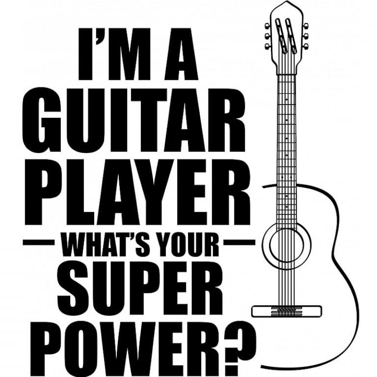 gitár Pólók és Pulóverek  b5ff2747b2