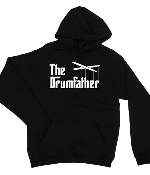 The drumfather Póló - Ha Instrument rajongó ezeket a pólókat tuti imádni fogod!