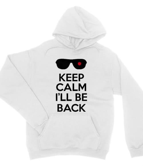Keep calm terminator Póló - Ha Terminator rajongó ezeket a pólókat tuti imádni fogod!