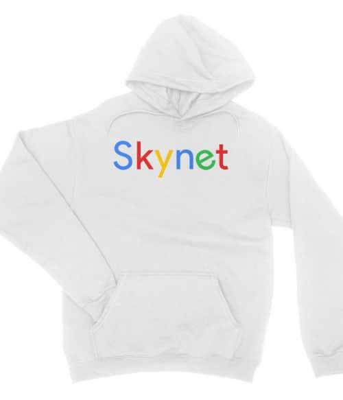 Skynet google logo Póló - Ha Terminator rajongó ezeket a pólókat tuti imádni fogod!