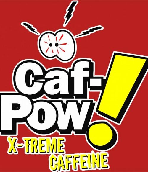 Cafpow caffeine Póló - Ha NCIS rajongó ezeket a pólókat tuti imádni fogod!