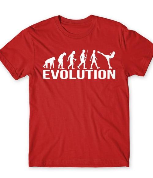 Ice skate evolution Póló - Ha Ice Skate rajongó ezeket a pólókat tuti imádni fogod!