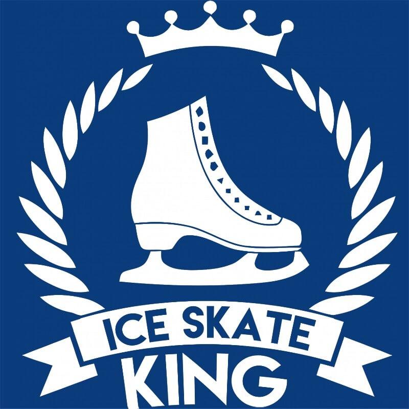 Ice skate king Póló - Ha Ice Skate rajongó ezeket a pólókat tuti imádni fogod!