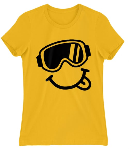 Winter Smile Póló - Ha Ski rajongó ezeket a pólókat tuti imádni fogod!