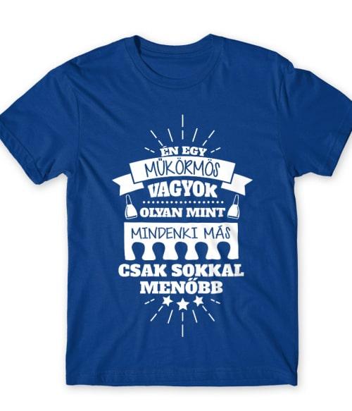 Műkörmös vagyok Póló - Ha Manicurist rajongó ezeket a pólókat tuti imádni fogod!