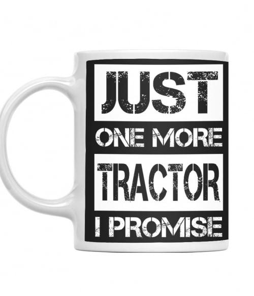 One more tractor Póló - Ha Tractor rajongó ezeket a pólókat tuti imádni fogod!