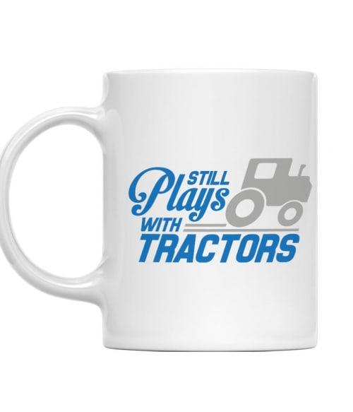 Plays with tractors Póló - Ha Tractor rajongó ezeket a pólókat tuti imádni fogod!