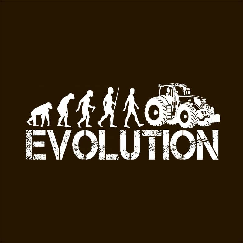 Tractor evolution Póló - Ha Tractor rajongó ezeket a pólókat tuti imádni fogod!