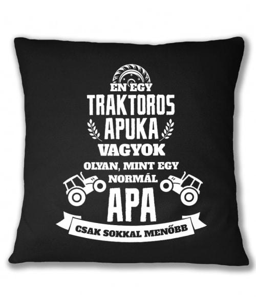 Traktoros apa Póló - Ha Tractor rajongó ezeket a pólókat tuti imádni fogod!