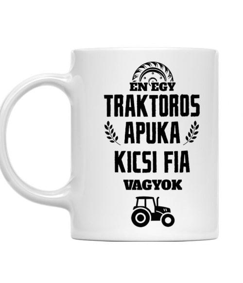 Traktoros fiú Póló - Ha Tractor rajongó ezeket a pólókat tuti imádni fogod!
