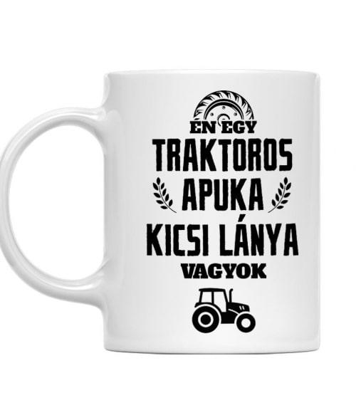 Traktoros lány Póló - Ha Tractor rajongó ezeket a pólókat tuti imádni fogod!