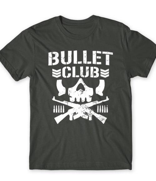 Bullet Club Póló - Ha Soldier rajongó ezeket a pólókat tuti imádni fogod!