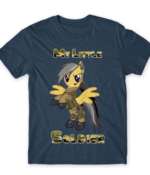 My Little Soldier Póló - Ha Soldier rajongó ezeket a pólókat tuti imádni fogod!