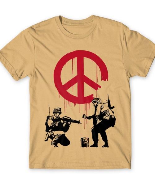 War Graffiti Póló - Ha Soldier rajongó ezeket a pólókat tuti imádni fogod!
