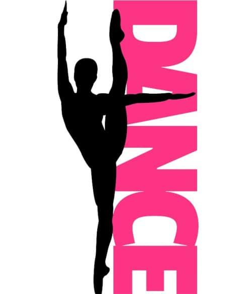 Dance silhouette Póló - Ha Dancing rajongó ezeket a pólókat tuti imádni fogod!