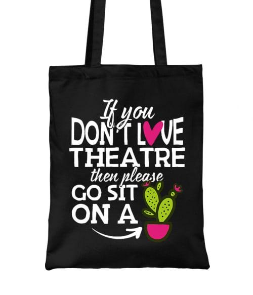 Theatre cactus Póló - Ha Theatre rajongó ezeket a pólókat tuti imádni fogod!