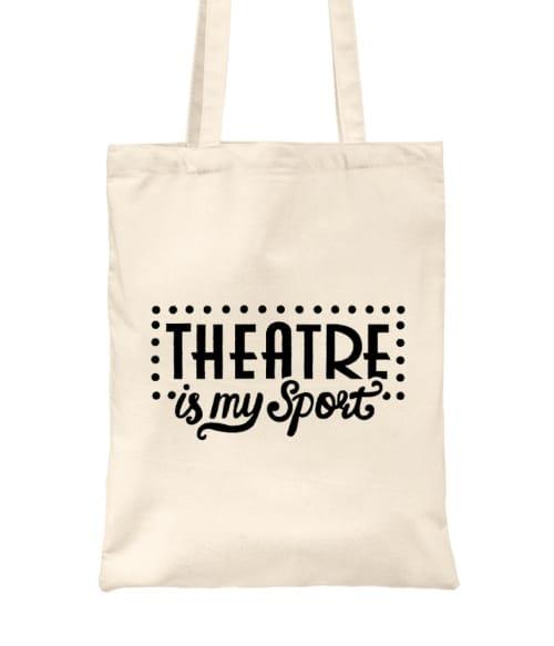 Theatre is my sport Póló - Ha Theatre rajongó ezeket a pólókat tuti imádni fogod!