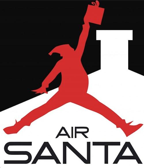 Air Santa Póló - Ha Brand Parody rajongó ezeket a pólókat tuti imádni fogod!