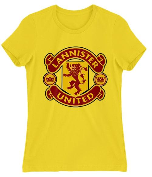 Lannister United Póló - Ha Brand Parody rajongó ezeket a pólókat tuti imádni fogod!