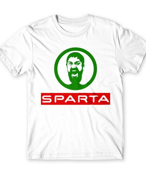 Sparta Póló - Ha Brand Parody rajongó ezeket a pólókat tuti imádni fogod!