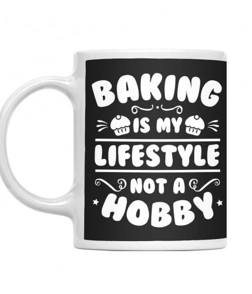 Baking lifestyle Póló - Ha Confectionery rajongó ezeket a pólókat tuti imádni fogod!