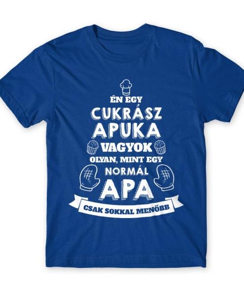 Cukrász apa Póló - Ha Confectionery rajongó ezeket a pólókat tuti imádni fogod!