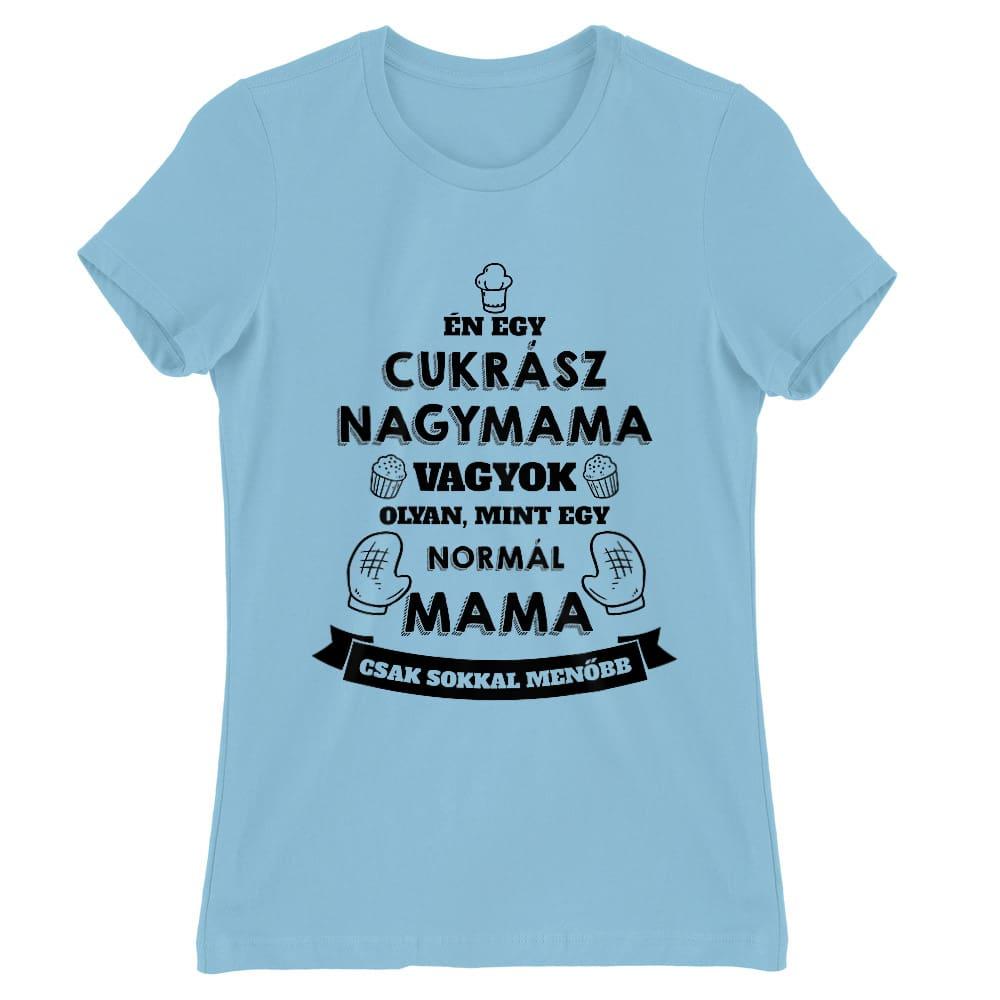 Cukrász mama Póló - Ha Confectionery rajongó ezeket a pólókat tuti imádni fogod!