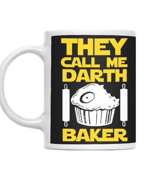 Darth baker Póló - Ha Confectionery rajongó ezeket a pólókat tuti imádni fogod!