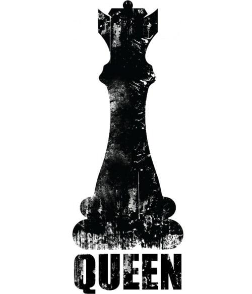 Chess Queen Póló - Ha Couple rajongó ezeket a pólókat tuti imádni fogod!