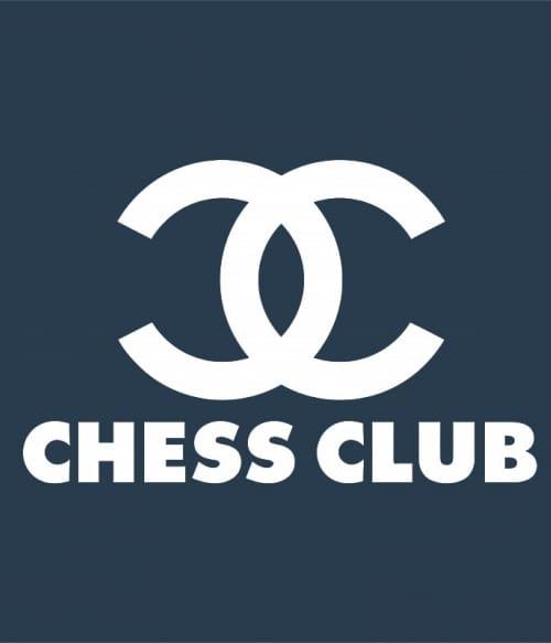 Chess Club Póló - Ha Chess rajongó ezeket a pólókat tuti imádni fogod!