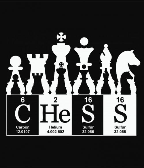 Periodic Chess Pieces Póló - Ha Chess rajongó ezeket a pólókat tuti imádni fogod!