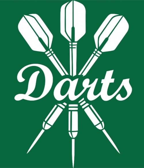 Darts Arrow Póló - Ha Darts rajongó ezeket a pólókat tuti imádni fogod!