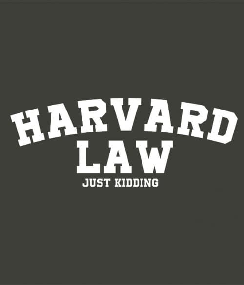 Harvard law Póló - Ha Study rajongó ezeket a pólókat tuti imádni fogod!