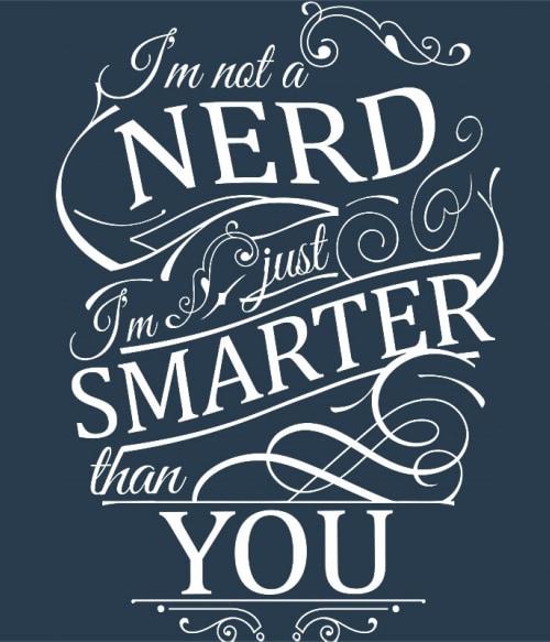 Smarter than you Póló - Ha Study rajongó ezeket a pólókat tuti imádni fogod!