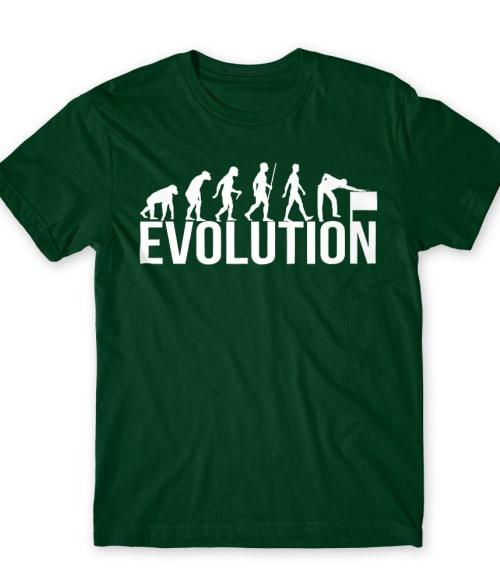 Billiard evolution Póló - Ha Billiard rajongó ezeket a pólókat tuti imádni fogod!