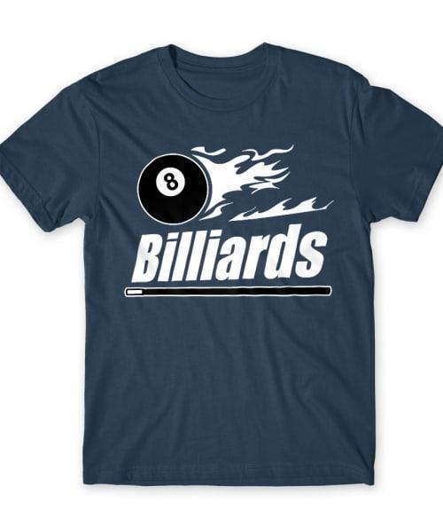 Billiards Póló - Ha Billiard rajongó ezeket a pólókat tuti imádni fogod!