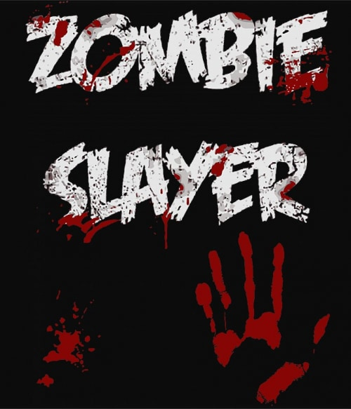Zombi pusztító Póló - Ha The Walking Dead rajongó ezeket a pólókat tuti imádni fogod!