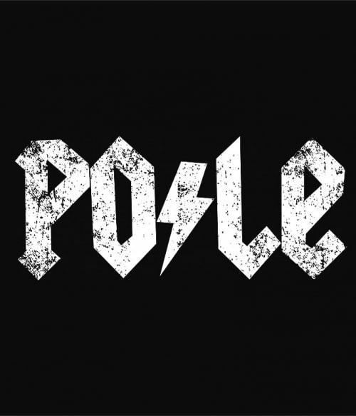 Pole logo Póló - Ha Pole Dance rajongó ezeket a pólókat tuti imádni fogod!