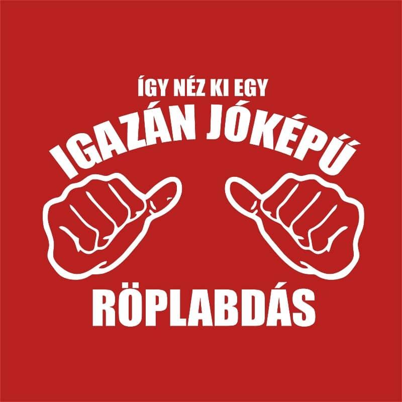 Jóképű röplabdás Póló - Ha Volleyball rajongó ezeket a pólókat tuti imádni fogod!