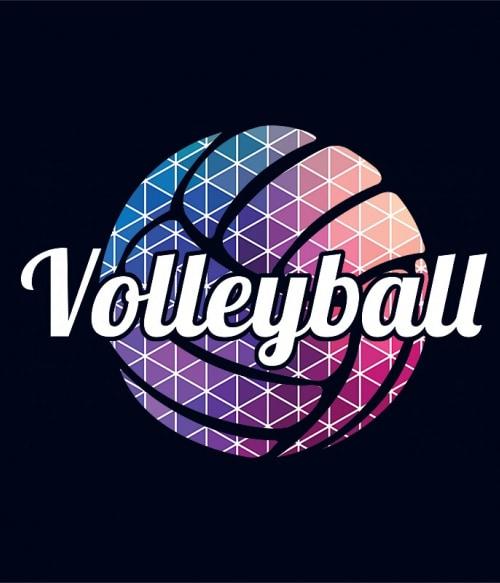 Volleyball polygon Póló - Ha Volleyball rajongó ezeket a pólókat tuti imádni fogod!