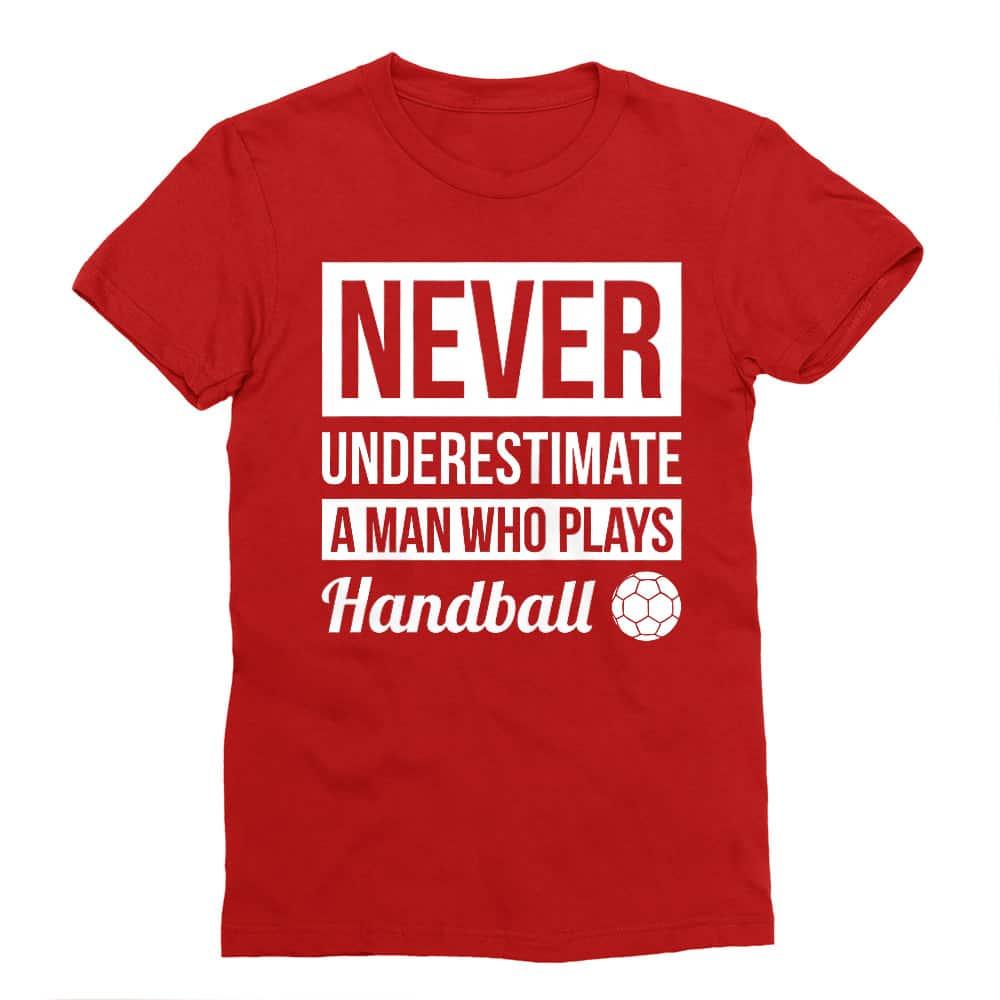Handball Man Póló - Ha Handball rajongó ezeket a pólókat tuti imádni fogod!