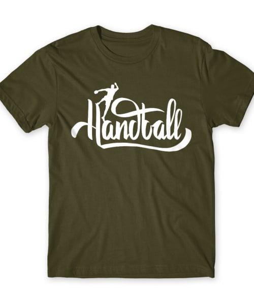 Handball Text Póló - Ha Handball rajongó ezeket a pólókat tuti imádni fogod!
