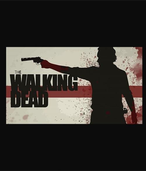 The Walking Dead hős Póló - Ha The Walking Dead rajongó ezeket a pólókat tuti imádni fogod!