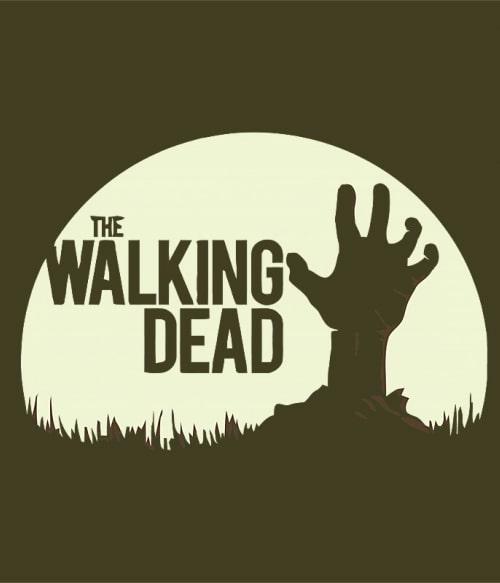 The Walking Dead kéz Póló - Ha The Walking Dead rajongó ezeket a pólókat tuti imádni fogod!